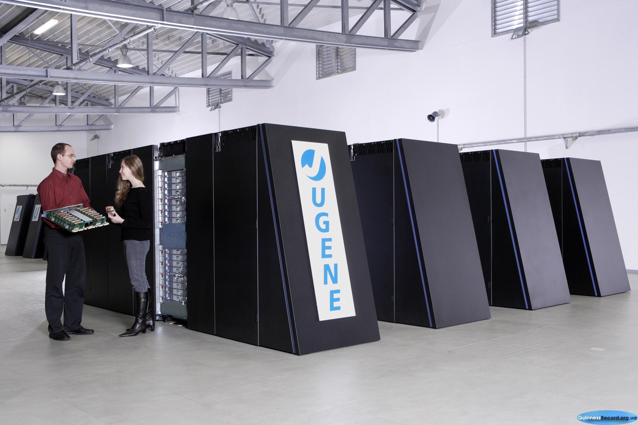 Доклад самый мощный компьютер в мире 8063