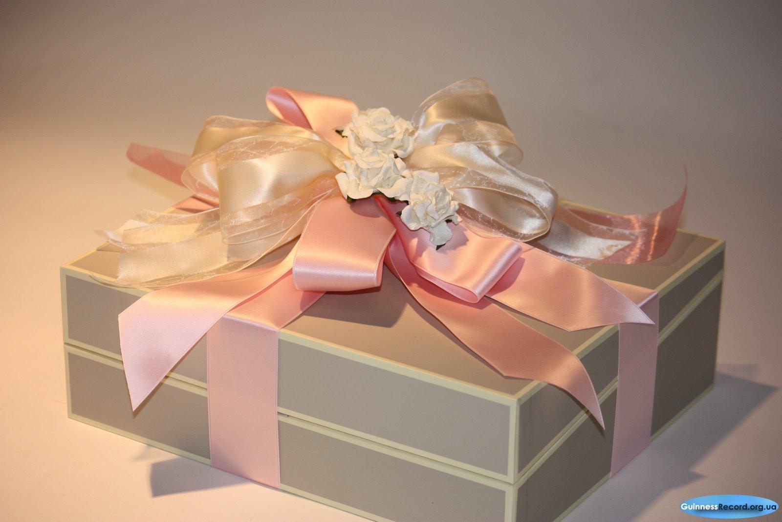 Примеры интересных подарков 14 фотография
