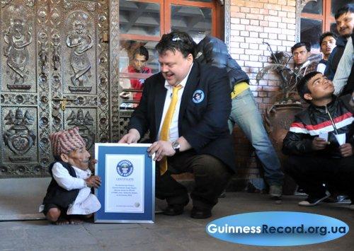 Самый маленький член в мире рекорд
