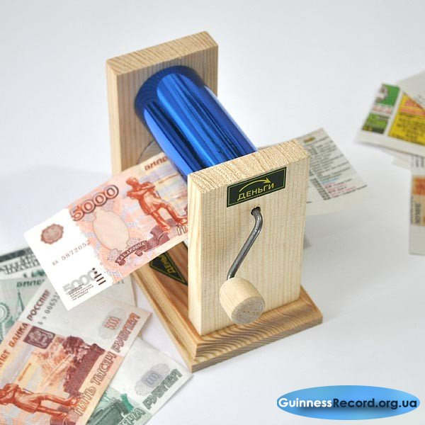 Как сделать печатный станок для денег в домашних условиях